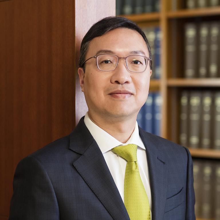 Paul T K Lam SC, JP