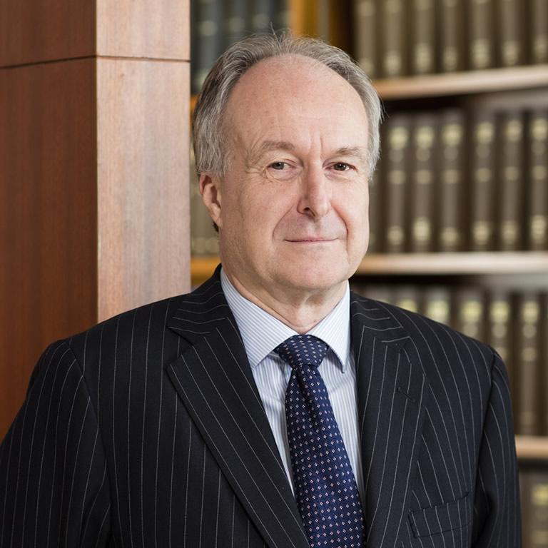 Peter Clayton SC